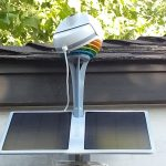 BloomSky station with solar panel