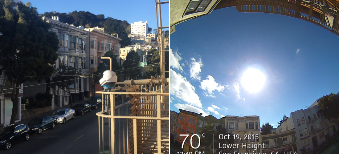 haight bloomsky