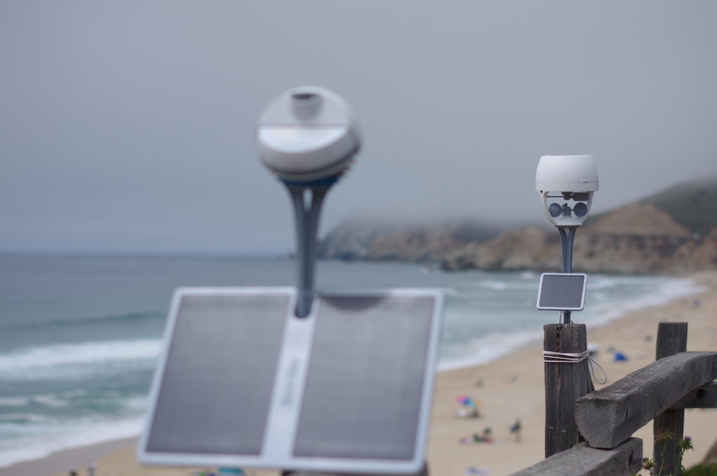 the new BloomSky Storm