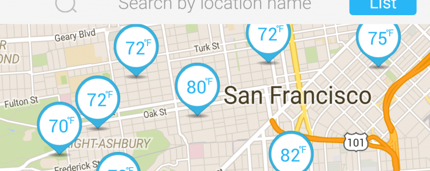 BloomSky App How-To: Recalibrate Location